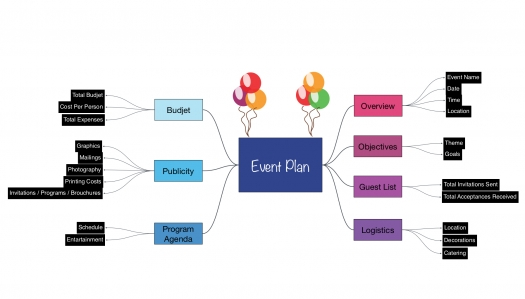 Event Planning preview