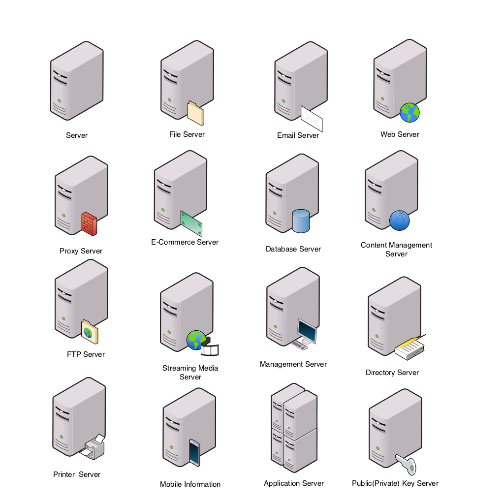 server diagram icons network server diagram icon ten Тouch network diagram - ten Тouch